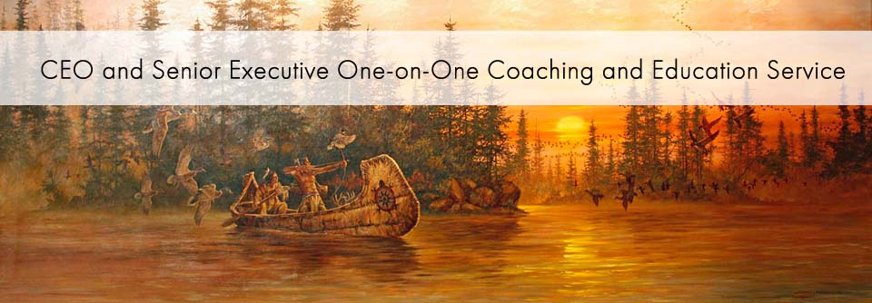 CEO and Senior Executive One On One Coaching and Education Serv
