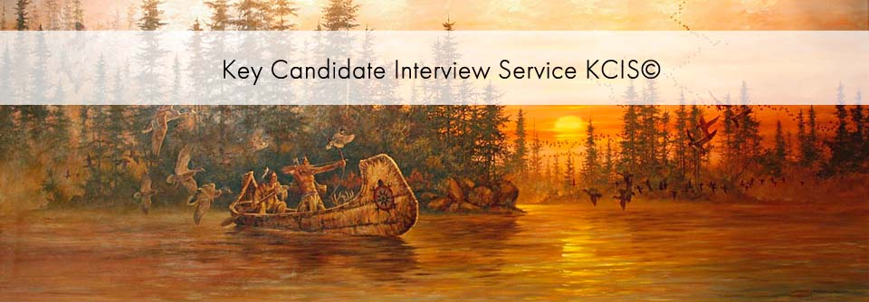 Key Candidate Interview Service KCIS©