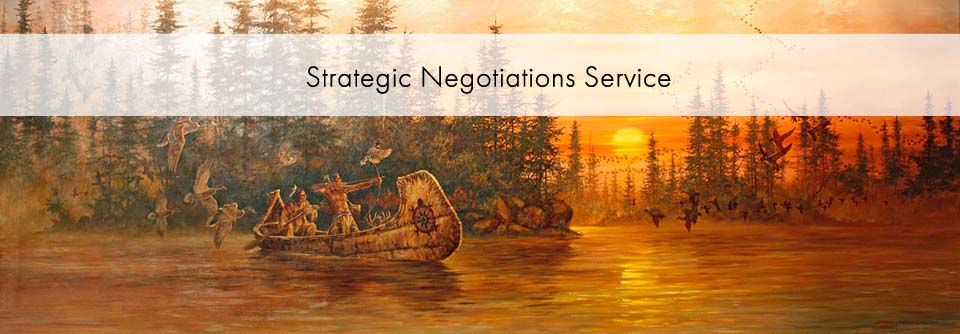 Strategic Negotiations Service